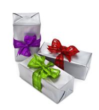 Three Christmas Presents