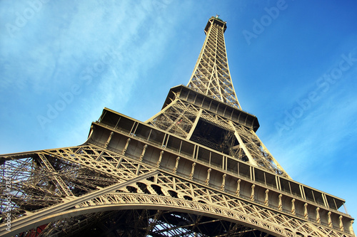 Deurstickers Eiffeltoren Eifel Tower