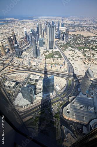 Fotografie, Obraz  Skyscrapers in Dubai. UAE.