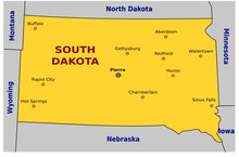 USA - Dakota Du Nord