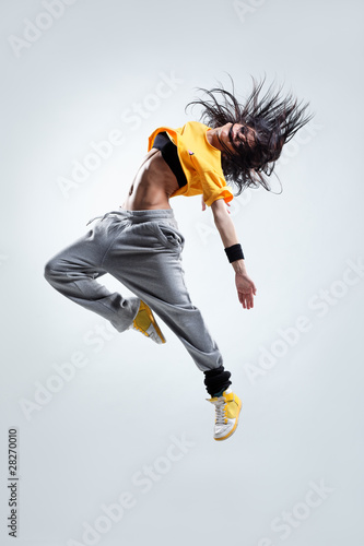 Fotografía El bailarín