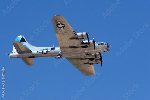 Military Bomber Fototapete