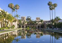 Balboa Park, Buildings Reflect...