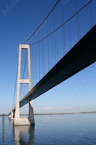 Photo  Öresund, Øresund, Oeresund Brücke