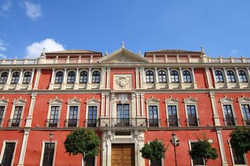 Fototapeta na wymiar Seville, Spain