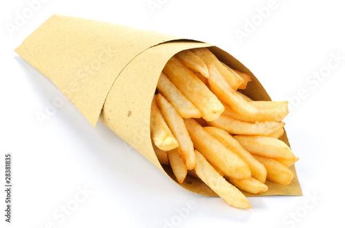 Obraz na plátne Patatine fritte