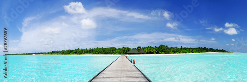 Foto-Rollo - Maldives