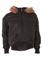 Male Winter Jacket With Fur