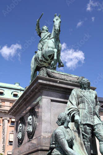 Photo  King of Sweden