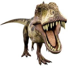 Fototapeta tyrannosaurus looking for food
