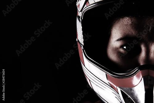 Obraz na plátně  Motocross