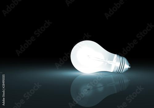 Fototapety, obrazy: Light Bulb