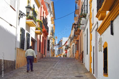 Spanish Village Streets - Ronda
