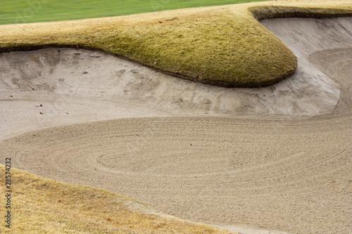 Photo sur Plexiglas Zen pierres a sable ゴルフ