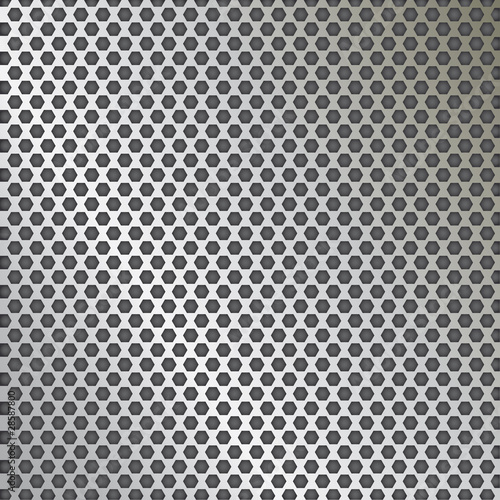 Metal Grid vector texture