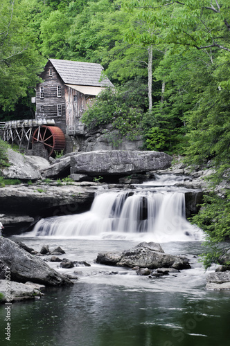Photo  Glade Creek Grist Mill