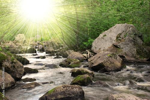 Fényképezés waterfall