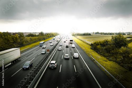 Fotografía  autostrada