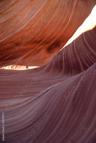 Tuinposter Centraal-Amerika Landen The Wave, Paria Canyon. Arizona
