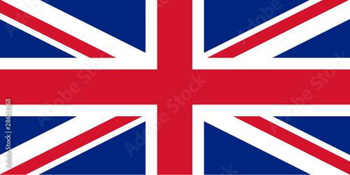 Fototapeta United Kingdom Flag obraz