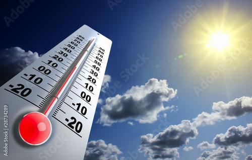 réchauffement globale