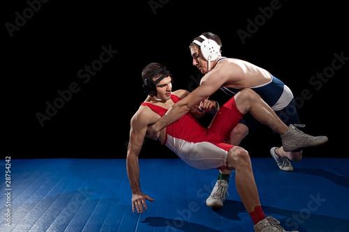 Obrazy Zapasy   wrestling