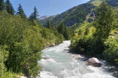 Dora stream in Ferret valley