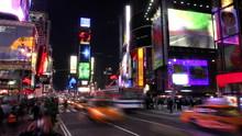 Times Square Time Lapse 4