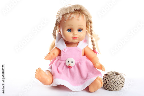 Photographie doll