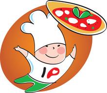 I Love Pizza Logo - Logo Pizze...