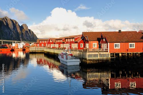 Fotografija  Isole Lofoten, Norvegia