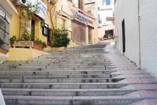 Street In Torremolinos