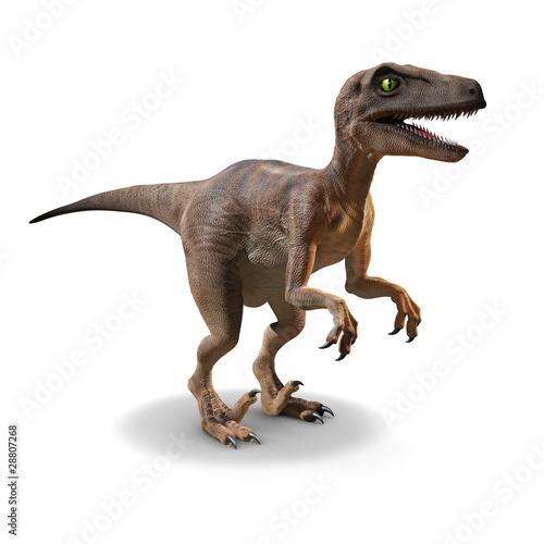 Photo  3d Velociraptor