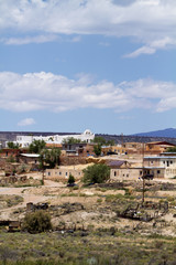Fototapeta na wymiar Village