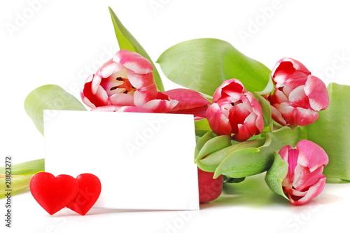 Obraz na plátně Valentinstag