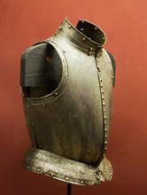 Knight's Breastplate In Vallet...