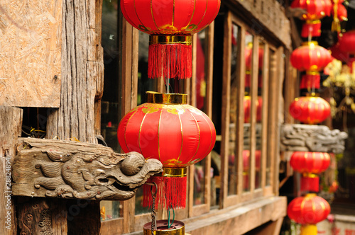 Foto op Canvas China China - Lijiang