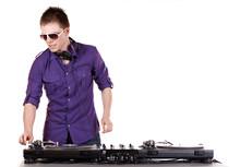DJ Am Turntable
