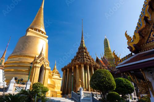 Poster Bangkok Palais Royal, Bangkok, Thaïlande