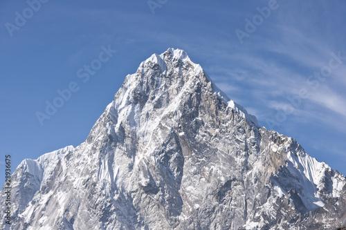Valokuva  Himalayan Mountain Peak