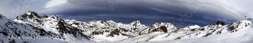 Panoramica Arcalis