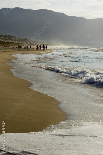 Photo Windy Beach