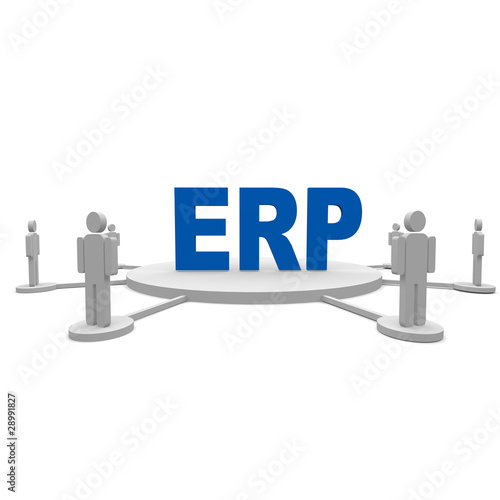 Fotografie, Obraz  ERP