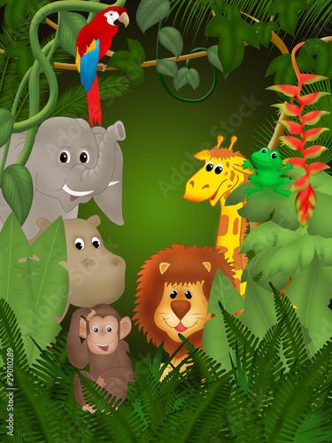 Foto-Stoff - Background for children (von umnola)