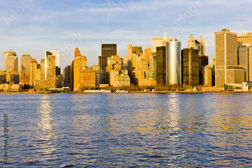 Foto op Canvas New York TAXI Manhattan, New York City, USA