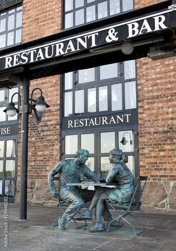 restaurant, Oslo, Norway