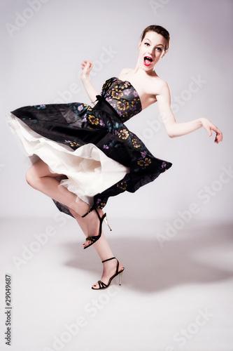 Fényképezés  dance