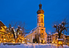 Winterstimmung  In Reit Im Win...