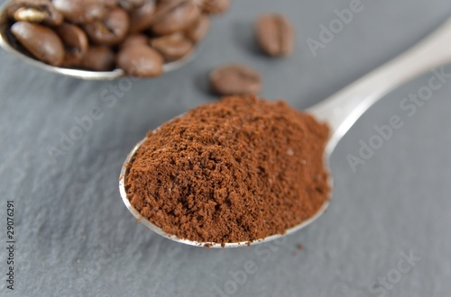 Wall Murals Coffee beans Coffees
