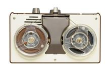 Vintage Reel-to-reel Tape Reco...
